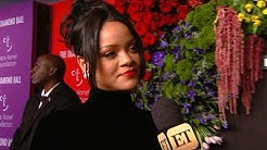 Rihanna Responds to Poison Ivy Casting Rumors -- Watch! (Exclusive)