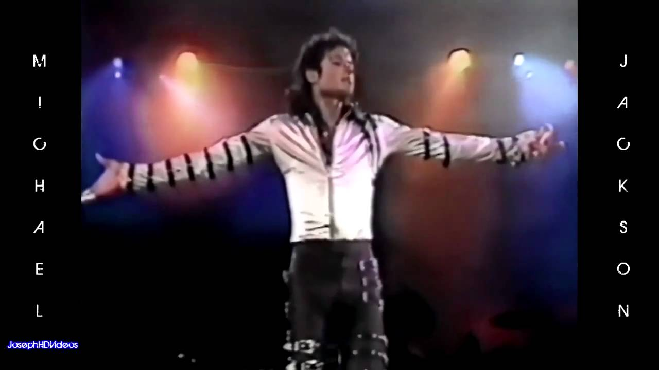 Rock With You (Incomplete) - Michael Jackson Live In Rome ...