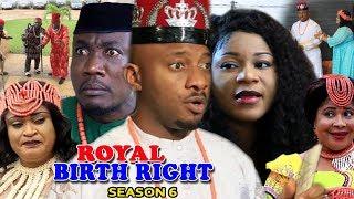 ROYAL BIRTH RIGHT SEASON FINALE - (New Movie) 2019 Latest Nigerian Nollywood Movie Full HD   1080p