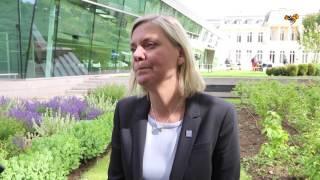 """Andersson: """"Storbritannien behöver skapa ett samhälle som håller ihop"""