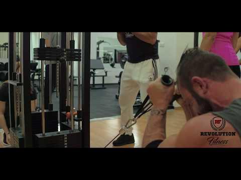 Promo Revolution Fitness Area Sport Barile (Pz) 4k