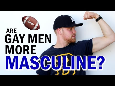 Are Gay Men More Masculine?