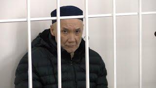 Суд по освобождению экс-главы СНБ Суталинова