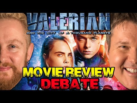 VALERIAN And The City Of A Thousand Planets Movie Review – Film Fury