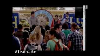 Matty punches Jake - Awkward