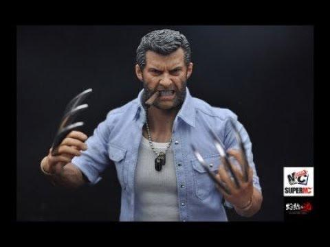 """Logan Wolverine (Super MCToys) """"Rage version""""! Review en Français."""