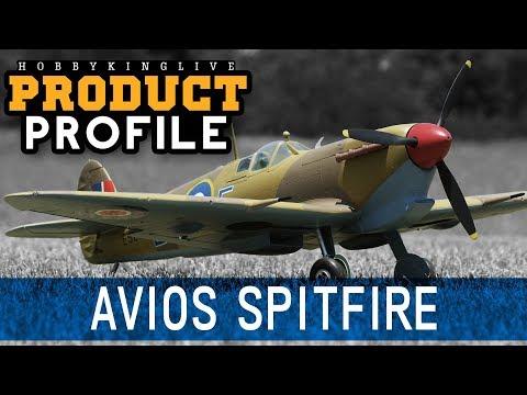 Avios Spitfire MkVb