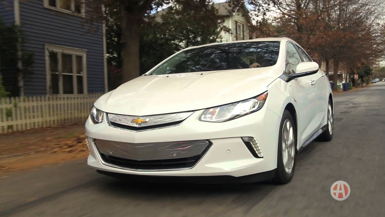 Download 2016 Chevrolet Volt | Real World Review | Autotrader