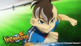 """Inazuma Eleven - 82 """"Une tactique imparable ! La Zone de Pressing Parfait !"""" thumbnail"""