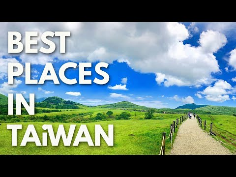 Best place to visit in Taiwan