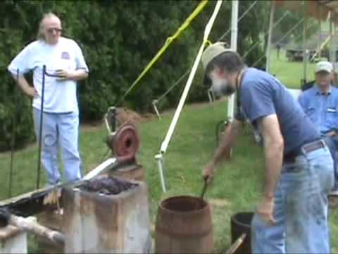 Smelting Iron from Iron ore