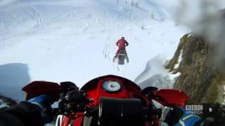 Top Gear Top 40: #42 - VW VS Snowmobiles