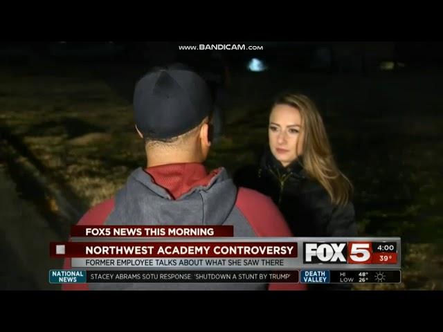 KVVU Fox 5 News this Morning at 4am open February 6, 2019
