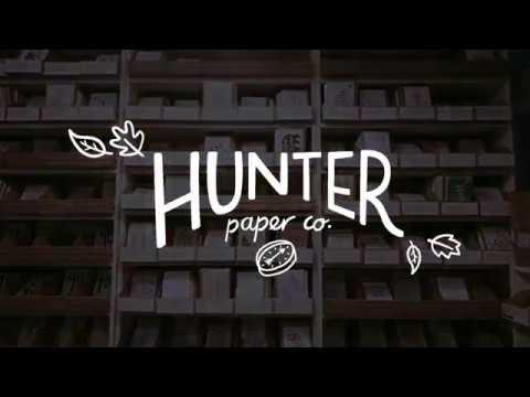 Hunter Paper Co Studio