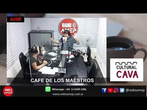 Café de los Maestros - Invitado  Diego Nunes titular de FECOBA Joven