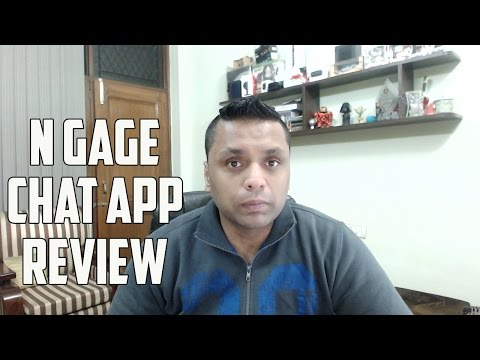 N-gage Messenger App Review