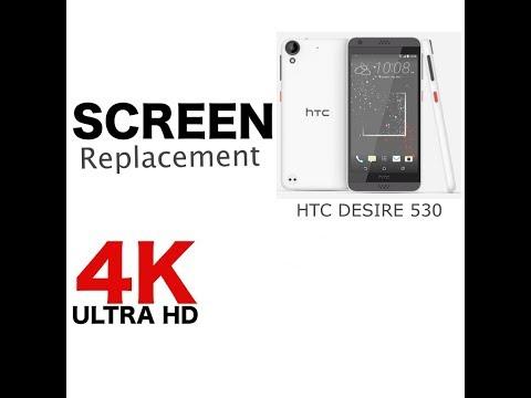 HTC Desire 530  Screen repair