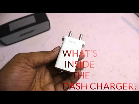 What's Inside Oneplus DASH CHARGER ?????