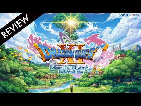 Dragon Quest XI S: Echoes of an Elusive Age review | Definitive Edition!