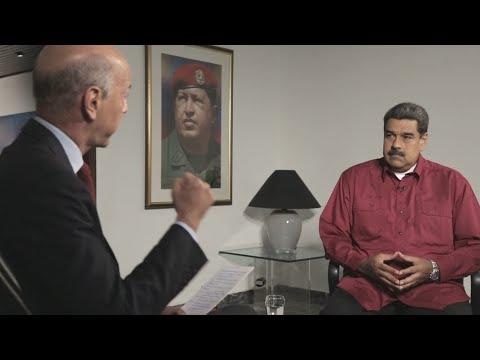 """Maduro à France24: """"La présidentielle sera un succès malgré les persécutions de Washington"""""""