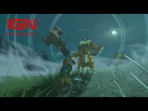 The Legend of Zelda: Breath of the Wild's Hard Mode Has Separate Save Slot - IGN News