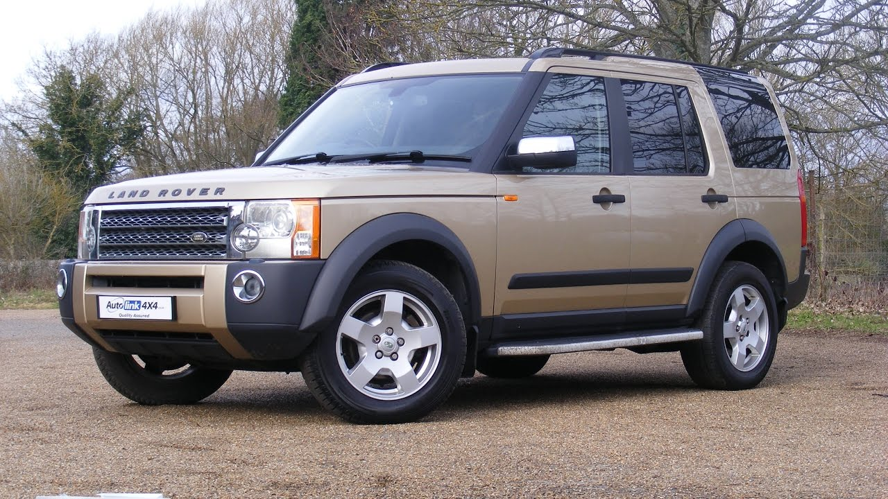 2005 land rover discovery 4 2 7 tdv6 s manual for sale in tonbridge kent