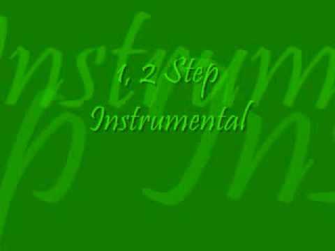 Ciara lyrics 1,2 step Instrumental