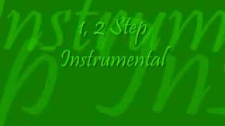 Ciara lyrics 1,2 step Instrumental