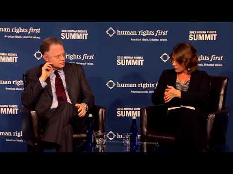 Beyond War: Reimagining American Influence in a New Middle East - Human Rights First Summit 2013