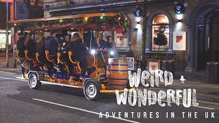 4 WEIRD and WONDERFUL Adventures In The UK | UNILAD Adventure