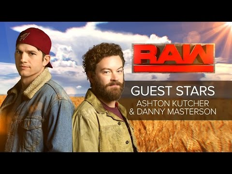 Ashton Kutcher and Danny Masterson are coming for Chris Jericho - Next week on Raw!