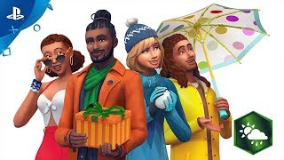 The Sims 4: Seasons - Reveal Trailer | PS4