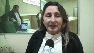 Bia Martins fala dos objetivos da reunião que teve com Deputados, prefeito e vice-prefeito de Morada