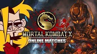 FINISHER FAILED...AGAIN Smoke Mortal Kombat X Ranked Matches