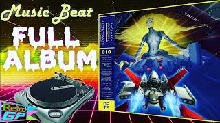 Galaxy Force II & Thunder Blade FULL Album OST Soundtrack on Vinyl - Retro GP