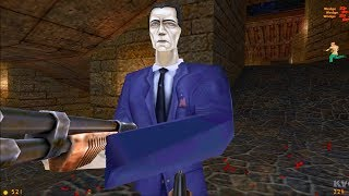 Deathmatch Classic Gameplay (PC HD) [1080p60FPS]