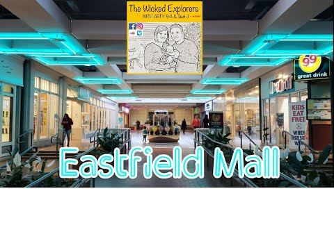 Dead Mall - Eastfield Mall Springfield MA (Dying Mall) - TWE 0220