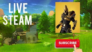 FORTNITE LIVE Steam + SEASON X + icónico Skin Giveaway