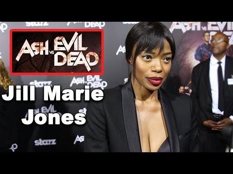Ash Vs Evil Dead: Jill Marie Jones