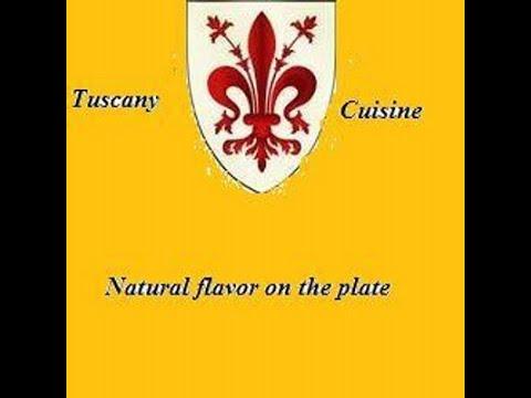 Tuscan Summer menu dishes clip