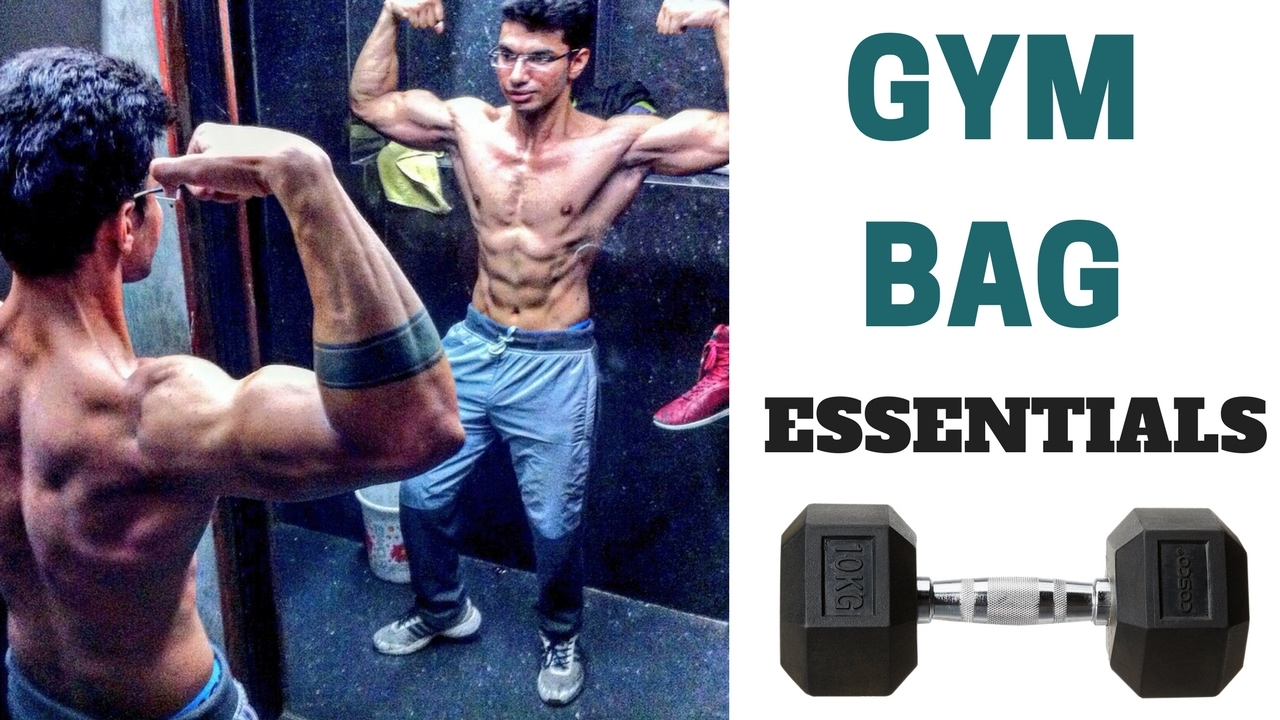 Gym Grooming Essentials in Hindi