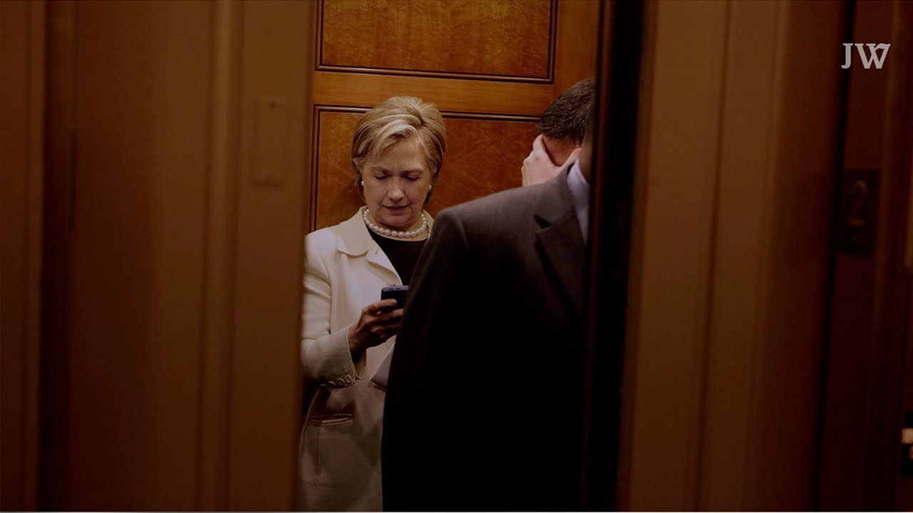 Judicial Watch JW 60 Seconds: State Dept. was WARNED about Hillary Clinton's Illicit Email Use