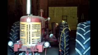 USA КИНО 613. Американские фермы. Уникальный тракторный антиквариат — дизельный