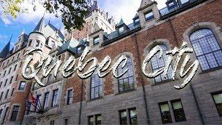 Quebec City - Travel video 2018 #quebeccity #canada #travelfims