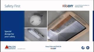 OPALON الجاهزة جهاز الحفر كامب موبايل الملحومة الحاويات RIGON