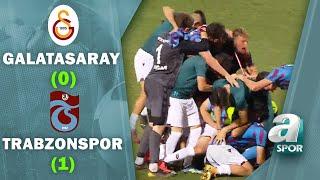 Galatasaray U19 0-1 Trabzonspor U19 MAÇ ÖZETİ (Süper Lig U19 Gelişim Ligi Final Maçı)