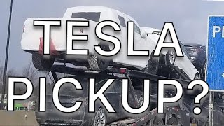Tesla Pickup Truck Possibly Spotted Could Be Huge For Stock If True