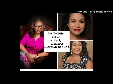 100% Woman: The Women behind 4 Highly Successful Nigerian Brands (The Business Savvy Woman Series)