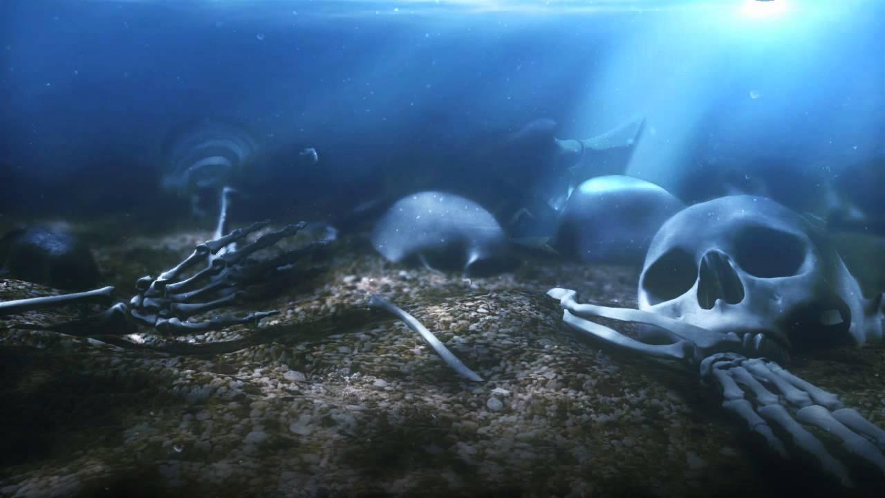 Craneos en el fondo del mar version final youtube - Fotos fondo del mar ...