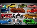 شارع التعلم المركبات | مركبات ستريت للأطفال | فيديو سيارة للأطفال | فيديو هالوين ال�